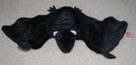 TY Beanie Buddy Black Bat Radar Retired 2001 Halloween Decoration Plush ... - $24.70