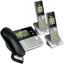 VTech(R) VTCS6949-2 3-Handset Corded/Cordless Answering System - $94.46