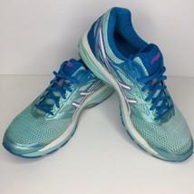 Asics T6C8N GEL Cumulus 18 Women's Running Shoes Sz 10 Sneakers Aqua Blu... - $29.99