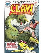 Claw the Unconquered #2 [Comic] [Jan 01, 1975] ... - $4.25