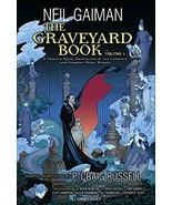 THE GRAVEYARD BOOK VOL-1 - £21.01 GBP