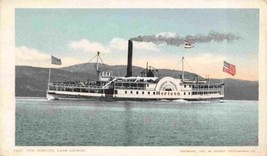 Steamer Horicon Lake George New York Detroit Publishing postcard - $5.89