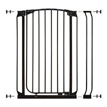 "Dreambaby Chelsea Extra Tall Auto Close Security Gate w/ 3.5"" Extension - $84.99"