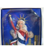 Statue Of Liberty Barbie- FAO Exclusive- NRFB- Patriotic Red, White, Blue - $29.69
