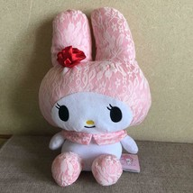 My Melody Lacy Girl BIG Plush Doll Pink Sanrio 39cm 2021 - $59.84
