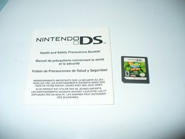 SpongeBob Squarepants Nicktoons Globs of Doom - Nintendo DS 2006 - $4.83