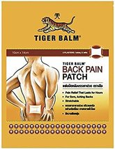 Tiger Balm Back Pain Pacth - $7.50
