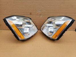 06-11 Cadillac DTS HID Xenon Headlight Head Light Lamp Set LH & RH -POLISHED image 12