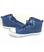 New Converse Chuck Taylor Asylum Mid Size 11 Men's All Star Blue Canvas ... - $39.99