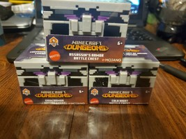 Minecraft Dungeons Cold Night assassin's armor grim armor loot chests Unopened - $11.64