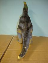 """Used 7"""" tall plastic dinosaur figurine figure image 4"""