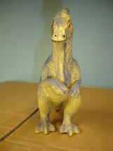 """Used 7"""" tall plastic dinosaur figurine figure image 2"""