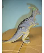 """Used 7"""" tall plastic dinosaur figurine figure - $15.83"""