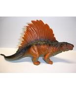 """Used 4.5"""" tall plastic Dimetrodon dinosaur figurine figure - $11.87"""