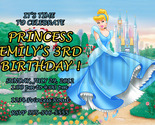 Cinderella birthday invitation thumb155 crop