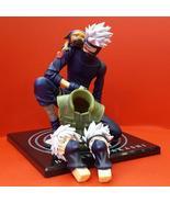 Free Shipping Anime GEM Naruto Hatake Kakashi #011 PVC Action Figure Col... - $58.00