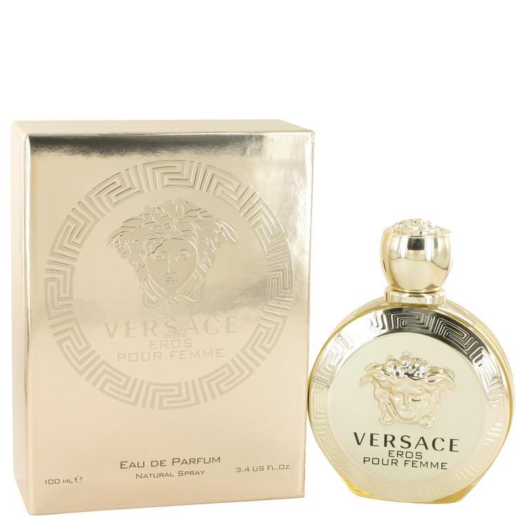 Versace eros 3.4 oz eau de parfum
