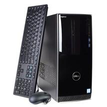 Dell Inspiron 3668 Core i5-7400 Quad-Core 3.0GHz 12GB 1TB DVDRW Desktop ... - $527.06