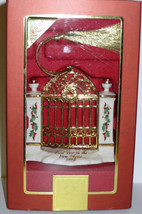NIB Lenox 2008 Annual First Year in New Home Christmas Ornament Welcome Gate image 2