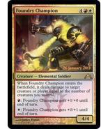 Magic: the Gathering - Foundry Champion (165) - Prerelease & Release Pro... - $0.01