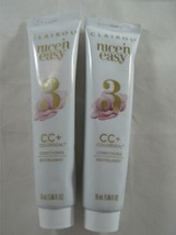 2 Pk Clairol Nice N' Easy CC+ ColorSeal Conditioning Conditioner Step 3 ... - $8.90