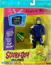 Scooby-Doo Villains Creepy Series  Phantom Racer Action Figure - $33.17