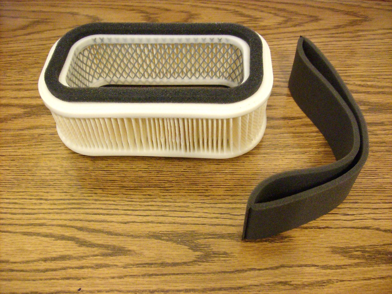Kawasaki FD620D and FD661D air filter 110132139, 110132204, 110292005