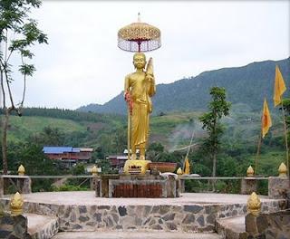THAI MINI SIVALI BUDDHA AMULET PHRA SIVALEE REAL LUCKY TRADE MONEY RICH MERCHANT image 2