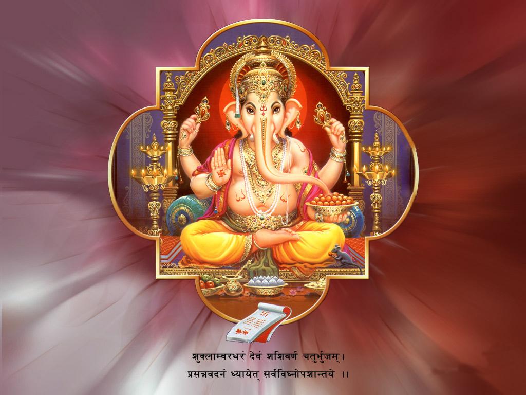 GANESHA LORD GANESH GANAPATI VINAYAKA HINDU GOD OF SUCCESS WIN OBSTACLE PENDANT