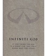 1994 Infiniti G20 brochure catalog US 94 G Nissan Primera - $8.00