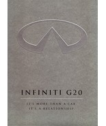 1993.5 Infiniti G20 brochure catalog US 93 1/2 G Primera - $8.00