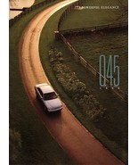 1993 Infiniti Q45 brochure catalog US 93 Q Nissan President - $10.00