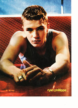 Ryan Phillippe teen magazine pinup clipping muscles pointing at you Teen Beat