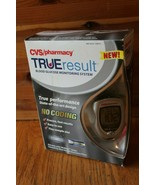 NEW TRUE Result Blood Glucose Monitoring System CVS Pharmacy - $9.85