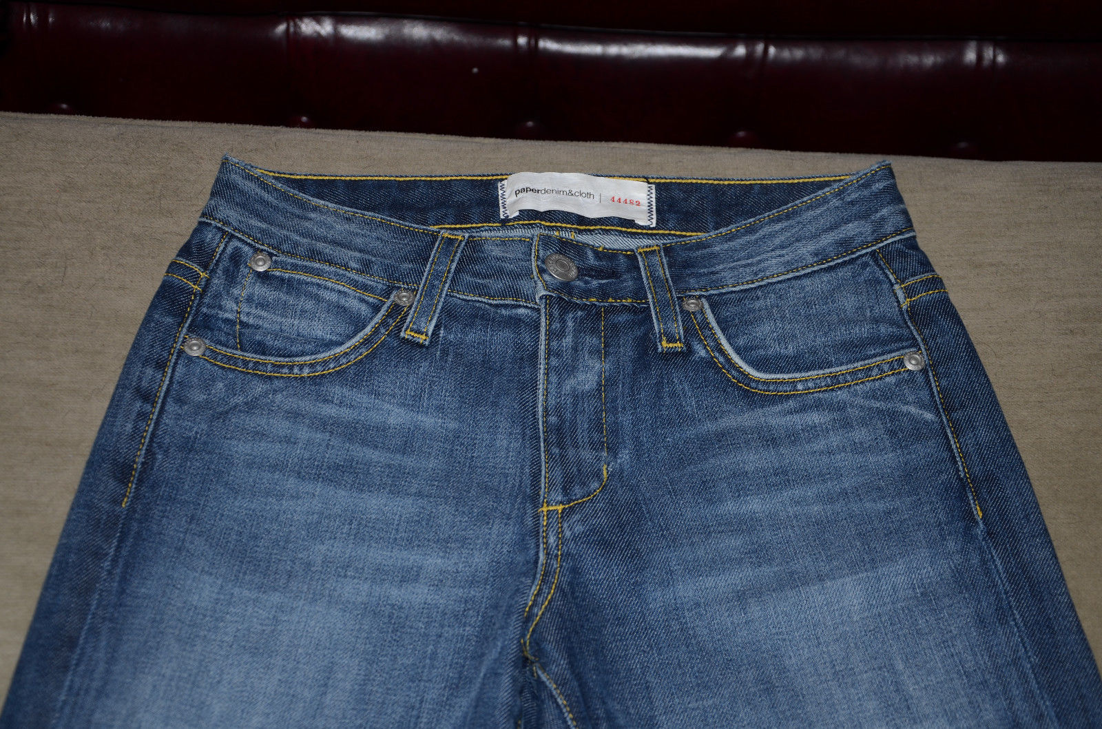 PDC paperdenim&cloth paper denim & cloth jeans womens extra small XS 24 00 pants