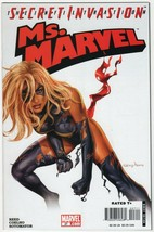 Ms. Marvel #27 NM 2008 Comics Secret Invasion Tie-In Horn Ms Movie Reed ... - $6.92