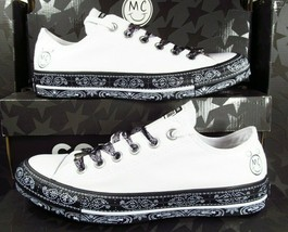 Converse x Miley Cyrus Chuck Taylor Ox Paisley White 162235C 7.5 Men (9.5 Women) - $64.95