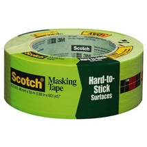 Scotch 2060-2A Masking Tape for Hard-to-Stick Surfaces, 2060-48A, 1.88-I... - $10.45