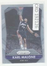 2015-16 Panini Prizm Karl Malone Utah Jazz Basketball 259 192126 - $1.86