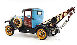 """1931 Ford Model A Tow Truck Desk Decor 17"""" 1:12 Scale Fully Assembled Ne... - $92.95"""