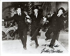 Eddie Quillan (D. 1990) Signed Autographed Vintage Glossy 8x10 Photo - $49.49