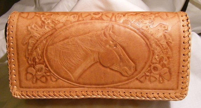 Priceless Information about our hand crafted leather work