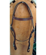 Leather headstall - $20.00