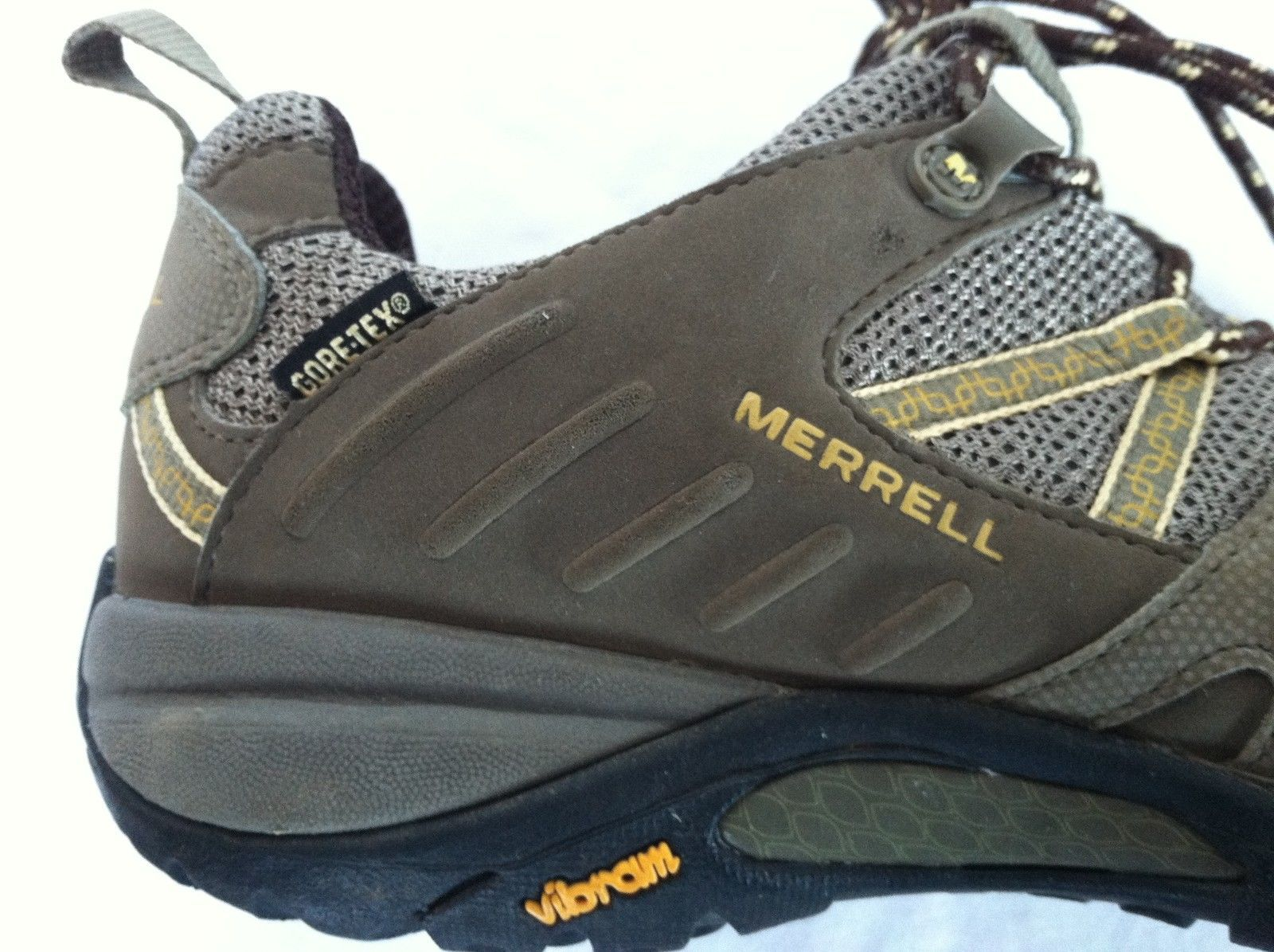 Merrell Siren Sport Gore-Tex XCR Brindle Hiking Boots Wmns 7 Hikers Trail Shoes