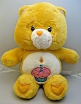 20th Anniversary? Birthday Bear Care Bear 2003 Hard to Find Orange TLC READ - $34.99