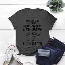 Womens Any Woman Can Be A Mom Special Become A Hr Manager T- Shirt Birth... - $15.99+