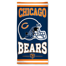 Chicago Bears Towel 30x60 Beach Style**Free Shipping** - $24.70