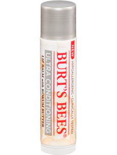 Burts bees ultra conditioning lap balm