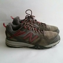 New Balance 689 Sneakers Trail Hiking Camp Sneakers Casual Gym Gray Womens 10 - $47.29