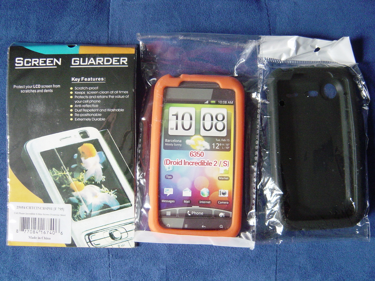 Verizon HTC Droid Incredible 2 New in Box with Accessories